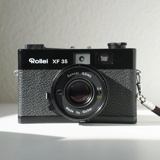 Rollei XF 35